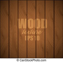 Wooden background. Wood texture, EPS 10 vector.