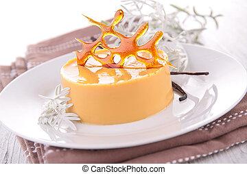 caramel dessert flan