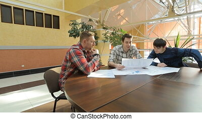 Young designers discuss strategy of constructing business...