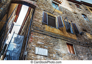 picturesque corner of Florence