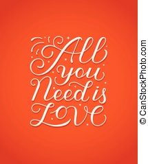 Vector valentine's day greeting card design template with...