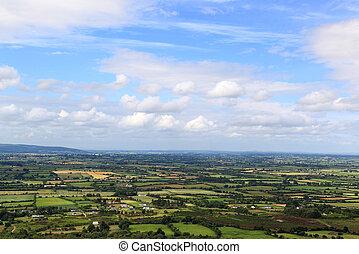 Ireland Rural Landscape