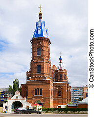 Temple of the Yeletsky Icon of the Mother of God. Yelets. -...
