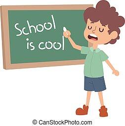 école, gosse, Primaire, Education, caractère,...