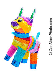 Pintilde;ata Donkey Mexican Party - Piñata, Mexican...
