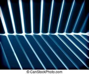 Diagonal navy bue light and shadow panels background hd