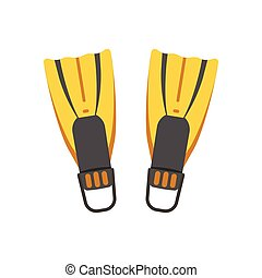 Diving Flippers