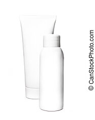 blank body lotion