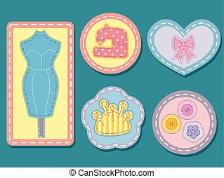 Sewing Icons Patterns
