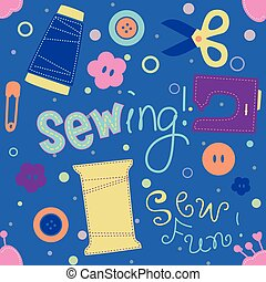 Sewing Seamless