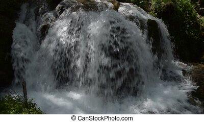 Close Up of Rapids