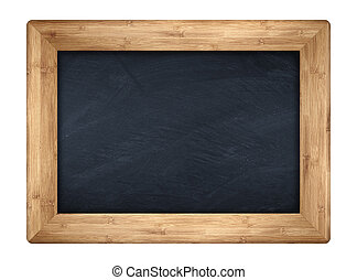 little bamboo blackboard