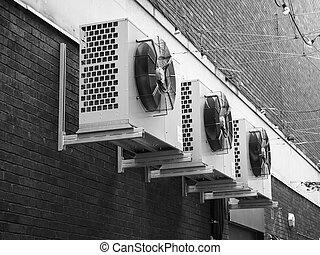 HVAC device detail