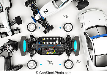 RC cars - various rc cars and remote control