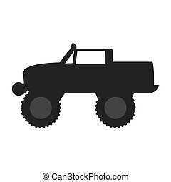 Extreme sport and hobby theme design, vector illustration. -...