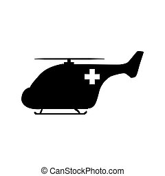Medical equipment icon, vector illustration. - Medical...