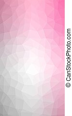 Triangle pattern background - Geometric tile mosaic with...