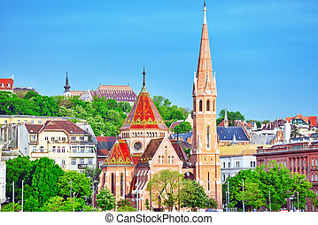 Reformed Church (Calvinist Church) in Hungary - is the...