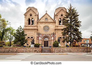 Cathedral Basilica of St. Francis of Assisi, Cathedral...