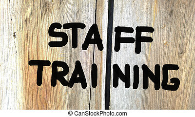 Staff Training Concept
