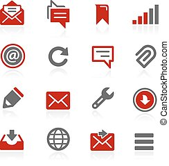 Messages Vector Icons - Vector icons for your Web or...