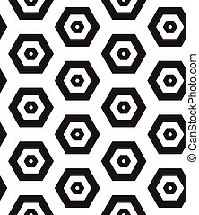 Vector seamless pattern. Modern clasical texture. Repeating...