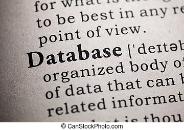database - Fake Dictionary, Dictionary definition of the...
