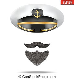 Symbol of the sea captain