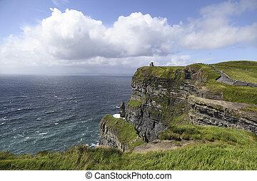 Cliffs of Moher, western Ireland