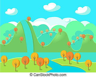 Game Background Seamless - Game background seamless...