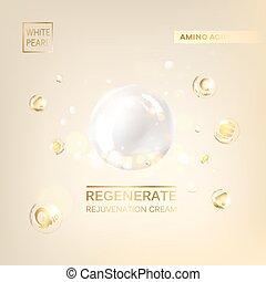 Regenerate cream and Vitamin - Regenerate cream and Vitamin...