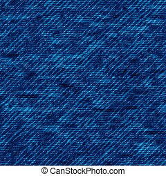 Blue jeans texture. - Blue jeans vector imple texture in...