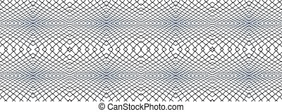 Abstract background of net or balustrade network - Abstract...