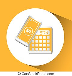 calculator finance dollar