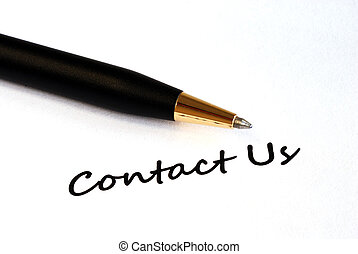 Contact the customer service - Encourage clients to contact...