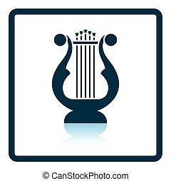lira, icono