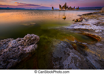 Inyo National Forest Scenic Area Mono Lake