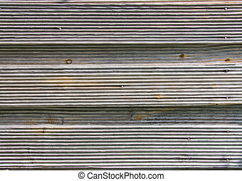 Old wooden plank background - Plank background of old...