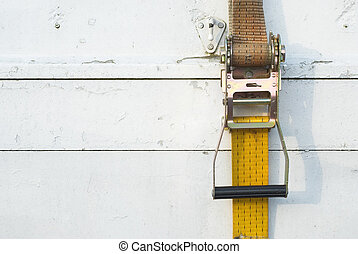 Heavy Duty Strap as Security Equipment
