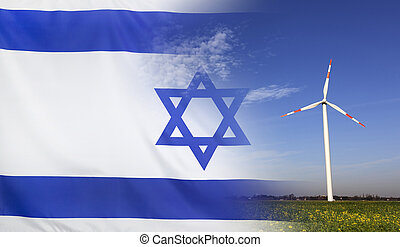 Concept Clean Energy in Israel - Concept clean energy with...