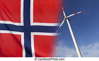Concept Clean Energy in Norway - Concept clean energy with...