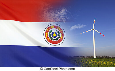 Concept Clean Energy in Paraguay - Concept clean energy with...