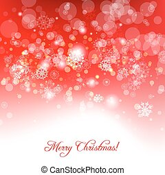 Red holiday background
