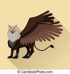 Mythical Monsters Griffin