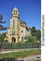 St Tsar Boris First church, Momchilgrad, Kardzhali Region,...