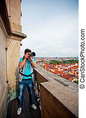 Photographer in Prague - Photographer make a great shoot of...