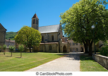 Chartreuse Saint-Sauveur, Villefranche-de-Rouergue, France