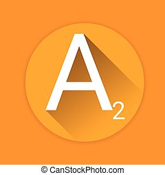 Vitamin A2 Nutrition Chemistry Element