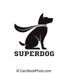 Super Dog Hero Emblem