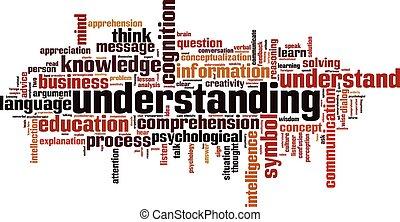 Understanding.eps - Understanding word cloud concept. Vector...